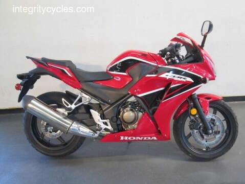 2018 Honda CBR 300R for sale at INTEGRITY CYCLES LLC in Columbus OH