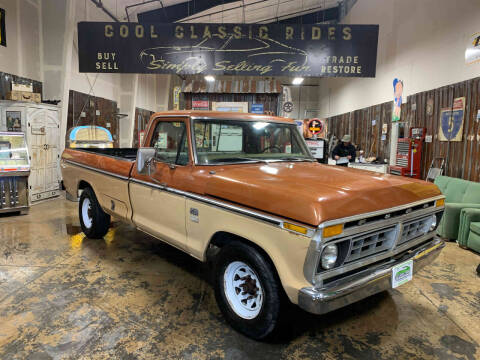 1976 Ford F-250 Trailer Special Ranger for sale at Cool Classic Rides in Redmond OR