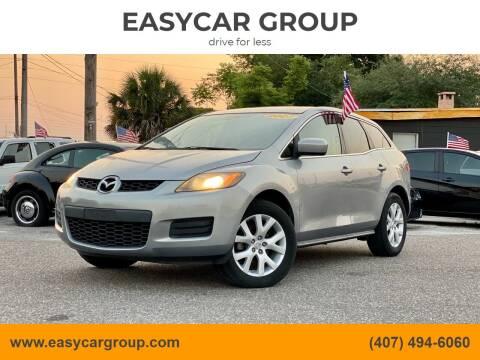 2007 Mazda CX-7 for sale at EASYCAR GROUP in Orlando FL