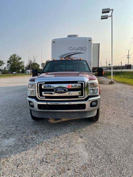 2016 Ford F-350 Super Duty for sale at Kelly Automotive Inc in Moberly MO