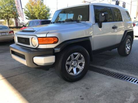 2007 Toyota FJ Cruiser for sale at Michael's Imports in Tallahassee FL
