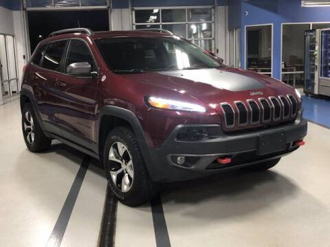 2018 Jeep Cherokee for sale at Simply Better Auto in Troy NY
