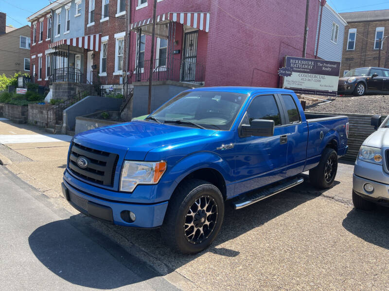2010 Ford F-150 for sale at 57th Street Motors in Pittsburgh PA