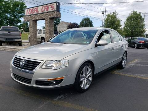 2010 Volkswagen Passat for sale at I-DEAL CARS in Camp Hill PA