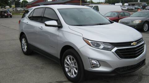 2020 Chevrolet Equinox for sale at Affordable Automotive Center in Frankfort IN