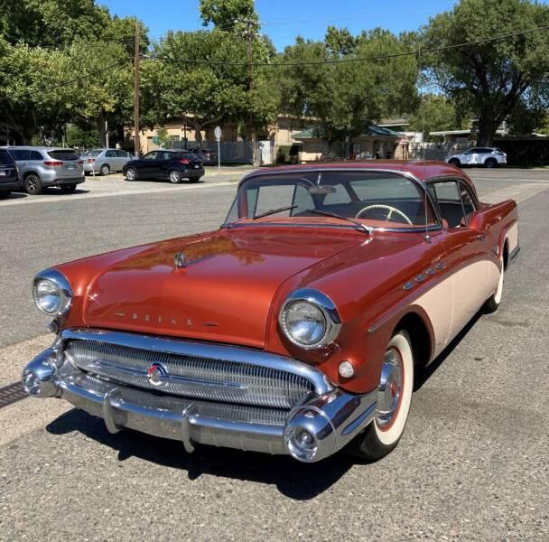 1957 Buick Century for sale at California Automobile Museum in Sacramento CA
