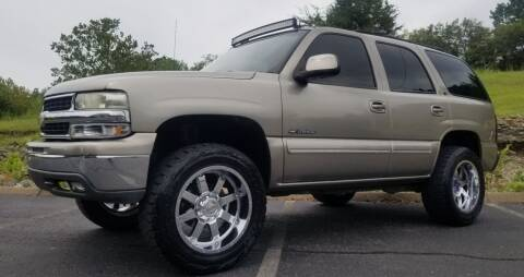 2003 Chevrolet Tahoe for sale at G T Auto Group in Goodlettsville TN