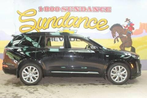 2020 Cadillac XT6 for sale at Sundance Chevrolet in Grand Ledge MI