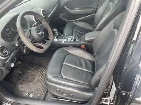 2017 Audi A3 for sale at Southern Auto Solutions-Jim Ellis Maserati in Marietta GA