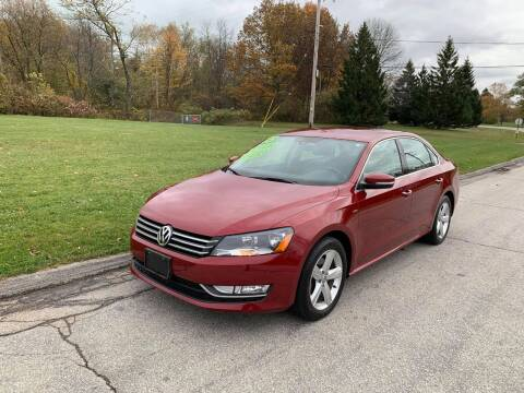 2015 Volkswagen Passat for sale at Aleid Auto Sales in Cudahy WI