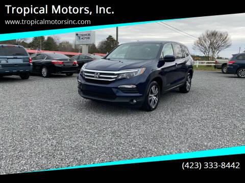 2016 Honda Pilot for sale at Tropical Motors, Inc. in Riceville TN