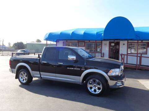 2012 RAM Ram Pickup 1500 for sale at Jim's Cars by Priced-Rite Auto Sales in Missoula MT