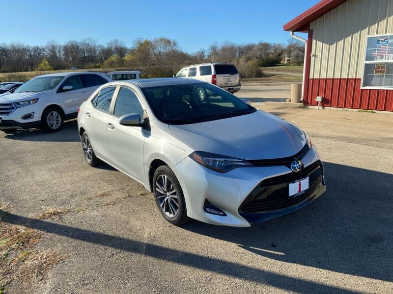 2018 Toyota Corolla for sale at KING AUTO SALES, LLC in Farmington MO