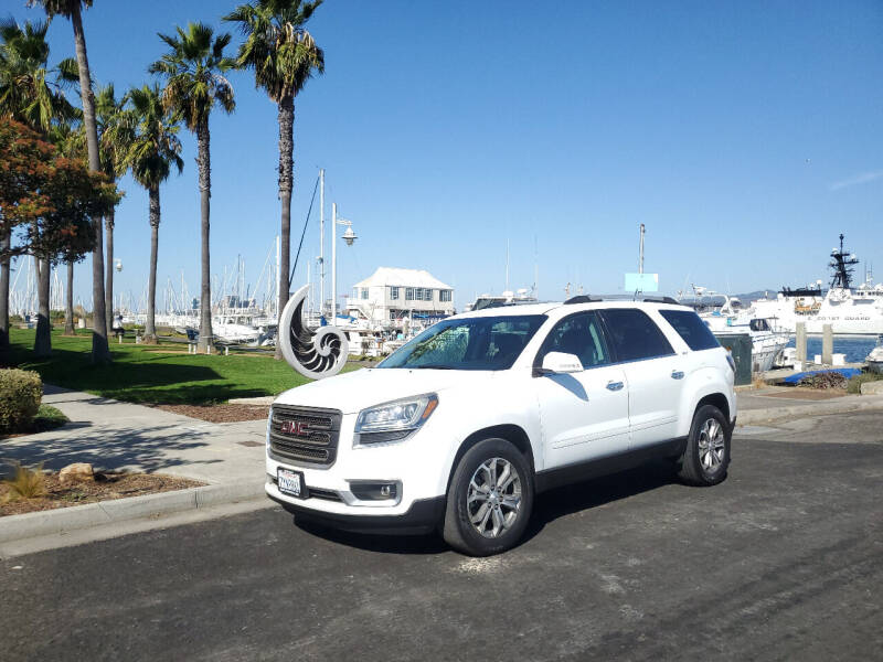 2016 GMC Acadia for sale at Imports Auto Sales & Service in Alameda CA