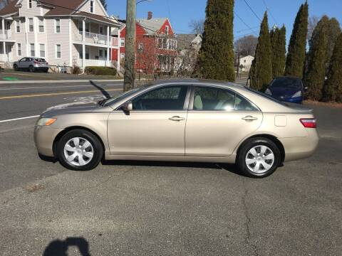 2007 Toyota Camry for sale at Auto Kraft in Agawam MA