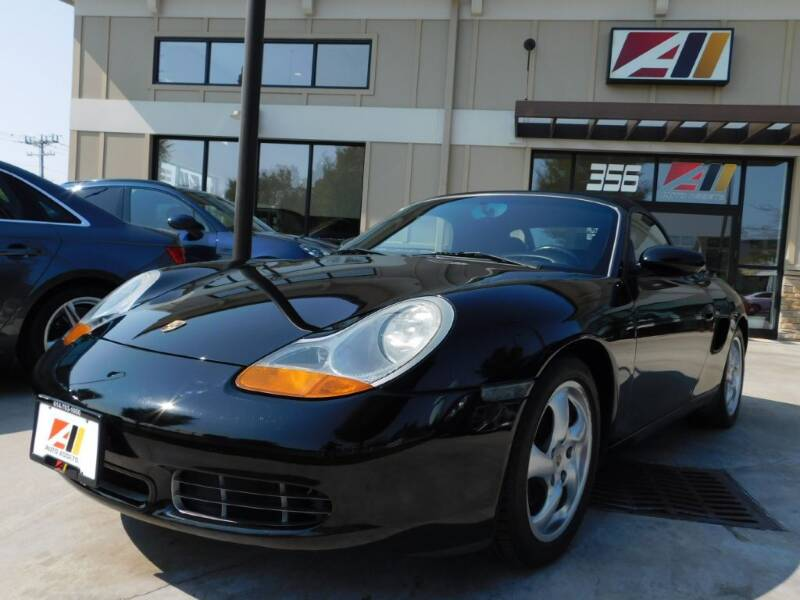 2002 Porsche Boxster for sale at Auto Assets in Powell OH