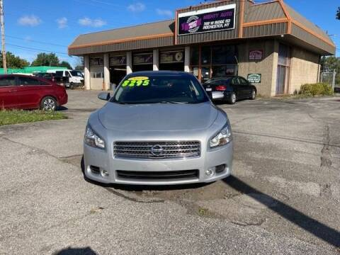 2009 Nissan Maxima for sale at Elbrus Auto Brokers, Inc. in Rochester NY