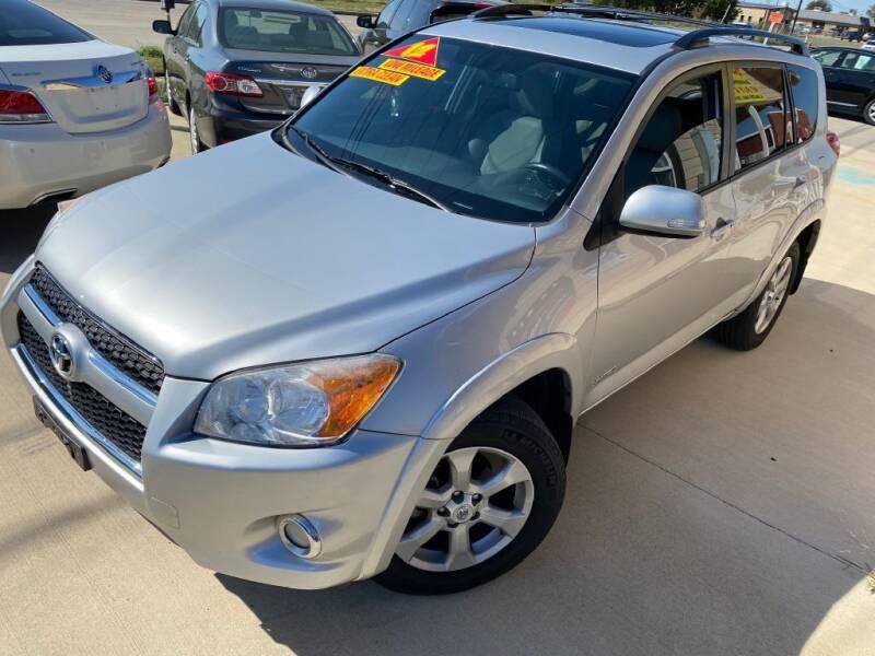 2012 Toyota RAV4 for sale at Raj Motors Sales in Greenville TX