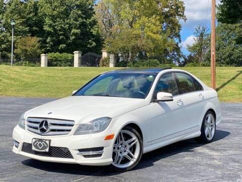 2013 Mercedes-Benz C-Class for sale at Sebar Inc. in Greensboro NC