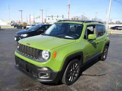 2016 Jeep Renegade for sale at Windsor Auto Sales in Loves Park IL