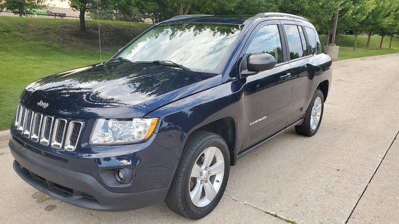 2012 Jeep Compass for sale at Western Star Auto Sales in Chicago IL