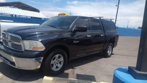 2009 Dodge Ram Pickup 1500 for sale at CAMEL MOTORS in Tucson AZ