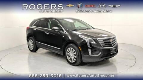 2017 Cadillac XT5 for sale at ROGERS  AUTO  GROUP in Chicago IL