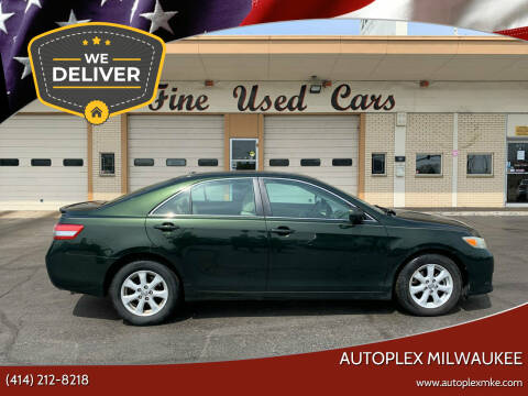2010 Toyota Camry for sale at Autoplex Milwaukee in Milwaukee WI
