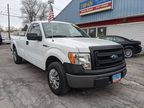 2013 Ford F-150 for sale at Peter Kay Auto Sales in Alden NY