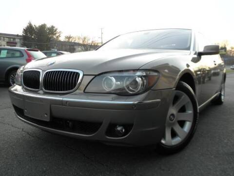 2008 BMW 7 Series for sale at DMV Auto Group in Falls Church VA