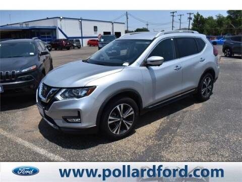 2018 Nissan Rogue for sale at South Plains Autoplex by RANDY BUCHANAN in Lubbock TX