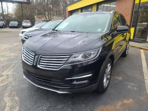 2016 Lincoln MKC for sale at Atlanta's Best Auto Brokers in Marietta GA