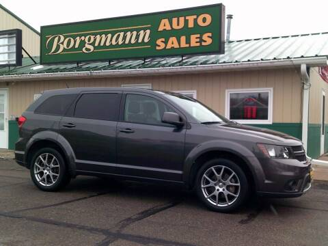 2016 Dodge Journey for sale at Borgmann Auto Sales in Norfolk NE