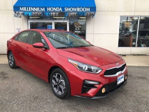 2020 Kia Forte for sale at MILLENNIUM HONDA in Hempstead NY