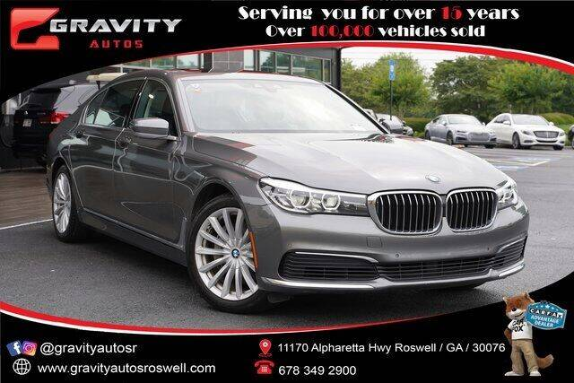 2019 BMW 7 Series for sale in Roswell, GA