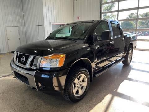 2013 Nissan Titan for sale at PRINCE MOTORS in Hudsonville MI