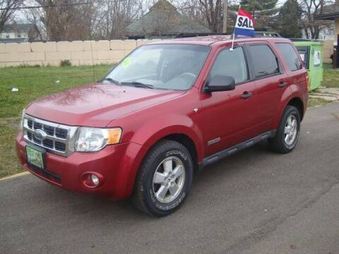 2008 Ford Escape for sale at MOTORAMA INC in Detroit MI