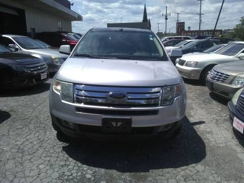 2009 Ford Edge for sale at Six Brothers Auto Sales in Youngstown OH
