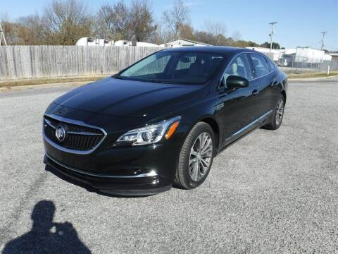 2017 Buick LaCrosse for sale at Memphis Truck Exchange in Memphis TN