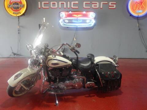 1997 Harley-Davidson LTS for sale at Iconic Motors of Oklahoma City, LLC in Oklahoma City OK