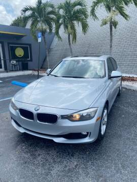 2015 BMW 3 Series for sale at YOUR BEST DRIVE in Oakland Park FL