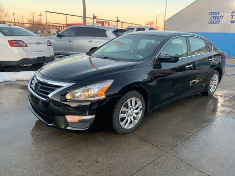 2013 Nissan Altima for sale at Pro Auto Sales in Lincoln Park MI