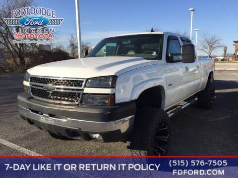 2007 Chevrolet Silverado 2500HD Classic for sale at Fort Dodge Ford Lincoln Toyota in Fort Dodge IA