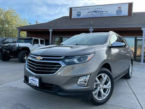 2019 Chevrolet Equinox for sale at Global Automotive Imports in Denver CO