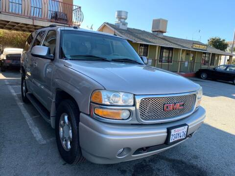 2004 GMC Yukon for sale at Dodi Auto Sales in Monterey CA