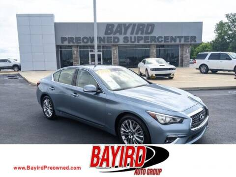 2019 Infiniti Q50 for sale at Bayird Truck Center in Paragould AR