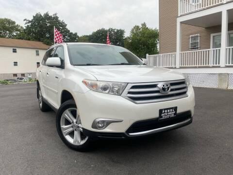 2012 Toyota Highlander for sale at PRNDL Auto Group in Irvington NJ