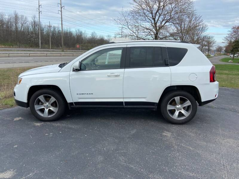 2017 Jeep Compass for sale at AC Auto Plex in Ontario NY