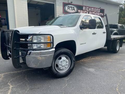 2013 Chevrolet Silverado 3500HD for sale at Richmond Truck Authority in Richmond VA