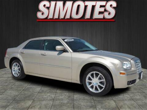 2009 Chrysler 300 for sale at SIMOTES MOTORS in Minooka IL